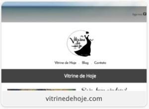 vitrinedehoje.com