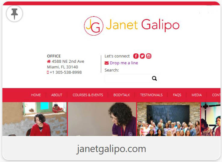 janetgalipo.com