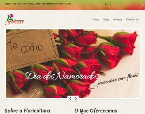 Floricultura Florescer Flores website